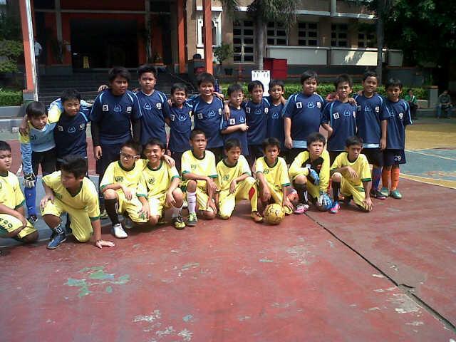 Alix CUP SDI Al Ikhlas Menyabet Juara I