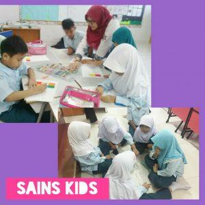 sains kids