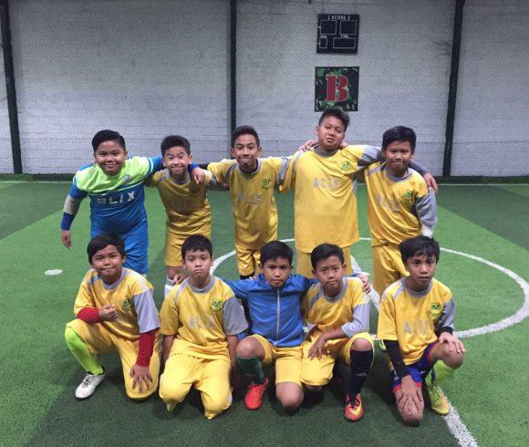 Jawara Futsal SD Islam Al Ikhlas