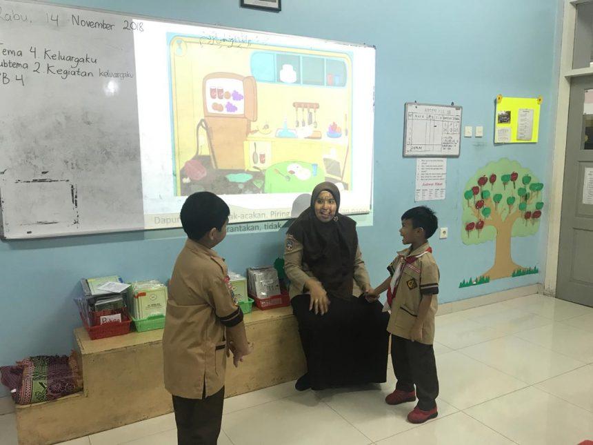 Be a Great Teacher!