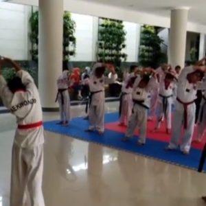 Ekskul Taekwondo