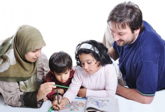 Interaksi Orang Tua dan Anak pada Fase Kanak-Kanak Terakhir