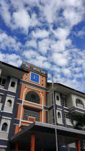 Gedung Sekolah SMP Islam Al Ikhlas
