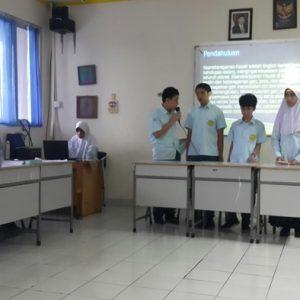 Presentasi Pembelajaran Tematik Kelas VII