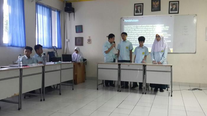 presentasi pembelajaran tematik 1