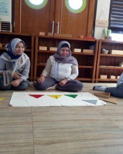pelatihan guru metode montessori