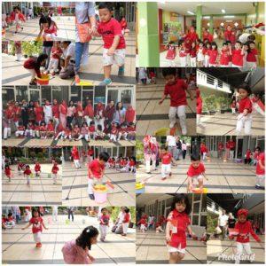 Kegiatan Memperingati Hari Kemerdekaan Indonesia