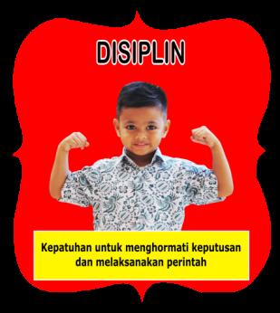 Pendidikan Karakter Cermin Pendidikan di KB/TK Islam Al Ikhlas
