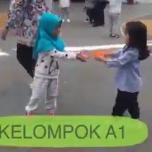 "Permainan ""Water Estafet""  di KB TK Islam Al Ikhlas on Youtobe"