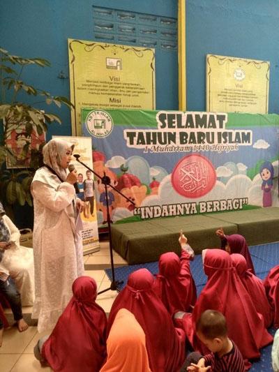 Kegiatan Tahun Baru Islam 1440 Hijriyah Di Kb Tk Islam Al Ikhlas Sekolah Islam Al Ikhlas Ymai