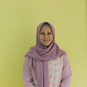 Putri Laila Fauziah, S. Pd