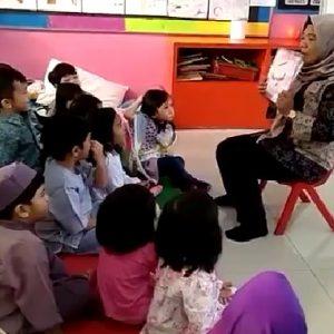 Belajar Huruf Hijaiyah dengan Metode Tilawati on Youtube