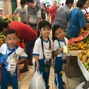 Fieldtrip ke Pasar Modern Bintaro