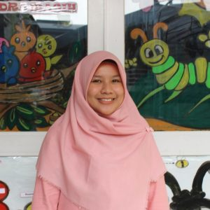 Syarifah Nur Fadhila, S. Pd