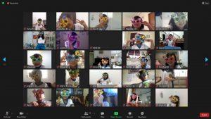Fieldtrip Virtual ke Kampoeng Kidz 4