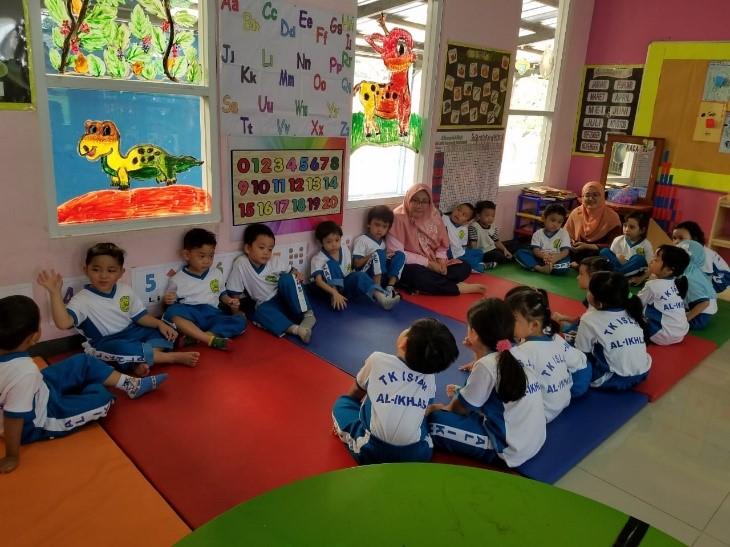 Cara Mudah Menghafal  Al Quran Untuk Anak Usia Dini